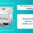 Deionised Water IBC 1000 Ltrs (LB02)